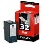 Lexmark Cartridge No. 32 - Print cartridge - 1 x black - 200 pages