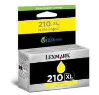 Lexmark 210XL High Yield Yellow Ink Cartridge