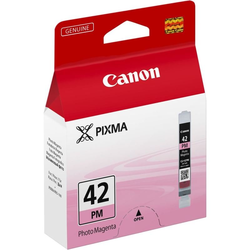 Canon CLI-42PM  Photo Magenta Ink Cartridge - 6389B001