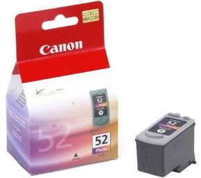 Canon Inkjet Cart Cl-52 Photo Colour
