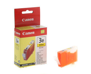 Canon Ink Tank Yellow Bc-31 Bci-3ey