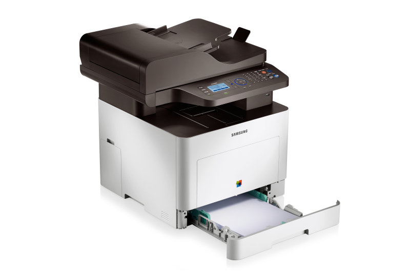 *Samsung CLX-6260FW A4 Colour Multifunction Laser Printer