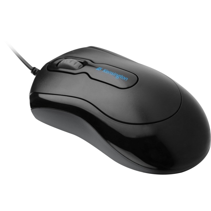 Kensington Black USB Wired Mouse