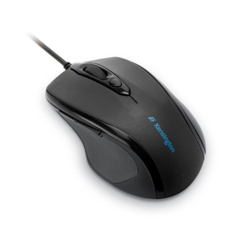 Kensington Pro Fit Full Sized Wired Mouse USB