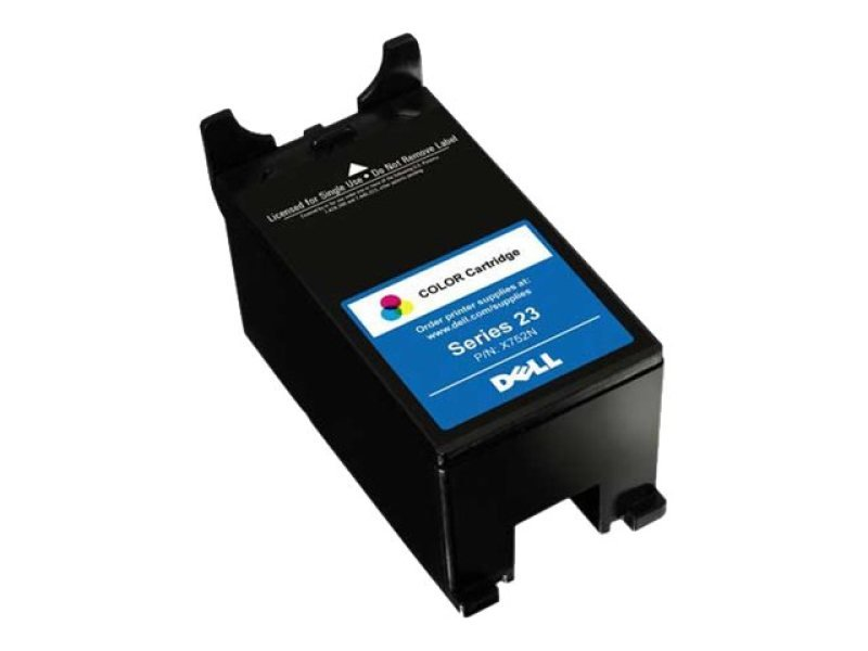 Dell V515W High Capacity Colour Ink Cartridge - Single Use - Kit