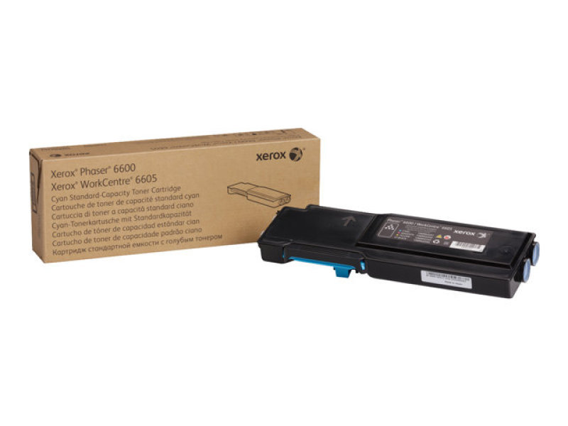 Xerox 106R02245 Cyan Toner Cartridge