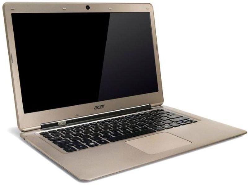 "Acer Aspire S3-391 Ultrabook, Intel Core I7-3517u 1.9ghz, 4gb Ram, 500gb Hdd, 20gb Ssd, 13.3"" Hd Led, Noopt, Intel Hd, Webcam, Bluetooth, Windows 7 Home Premium 64"