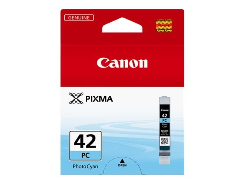 Canon Pixma Cli-42pc Ij Cart Photo Cyan