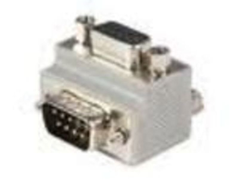 Startech Right Angle DB9 to DB9 Serial Cable Adapter Type 2