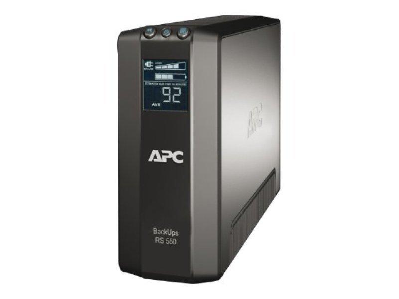 APC Back-UPS Pro,330 Watts /550 VA,Input 230V /Output 230V