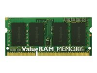 Kingston 4GB DDR3 1333MHz Value SR X8 Laptop Memory