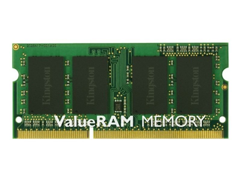 Kingston 4GB DDR3 1333MHz Value SR X8 Laptop Memory