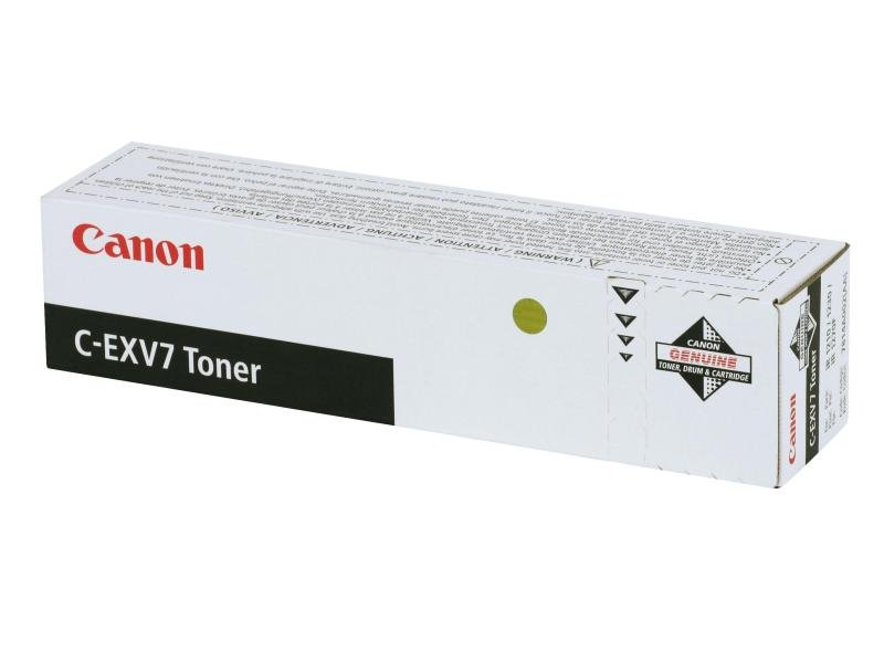 Canon C-EXV7 Black Toner Cartridge