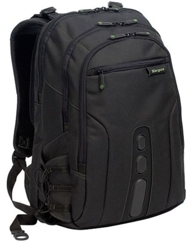 """Image of Targus EcoSpruce Backpack For Laptops up to 15.6"""" - Black"""