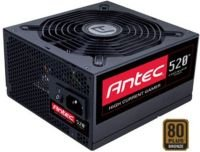 Antec High Current Gamer 520W Fully Wired 80+ Bronze Power Supply