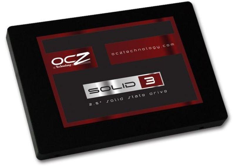 OCZ 120GB Solid SSD
