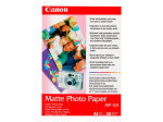 Canon MP-101 (A4) 170g/m2 Matte Photo Paper (White) 1 Pack of 50 Sheets