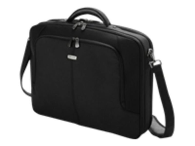 "Image of Dicota Multi Plus Case For Laptops up to 16.4"" - Black"