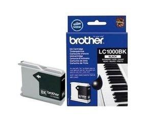 *Brother Lc1000bk Inkjet Cartridge  Black