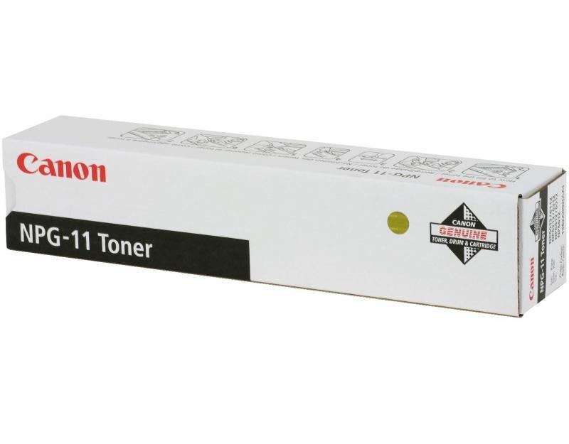 Canon Npg11 Black Toner Cartridge