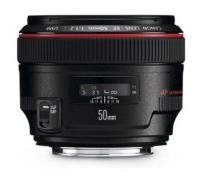 Canon Ef 50mm F  12l Usm Telephoto Lens
