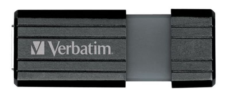 Verbatim PinStripe 8GB Flash USB Drive