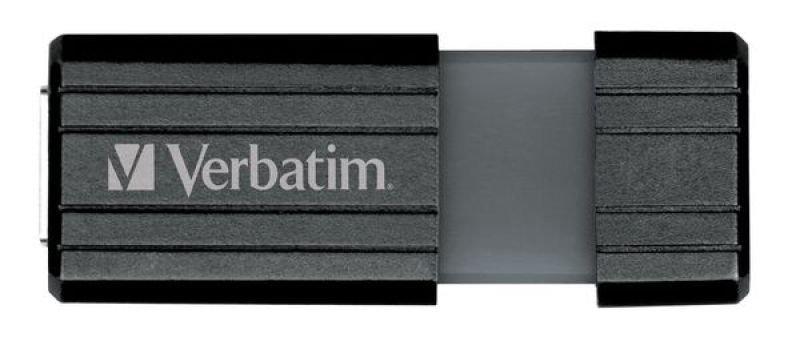 Image of Verbatim PinStripe 8GB Flash USB Drive