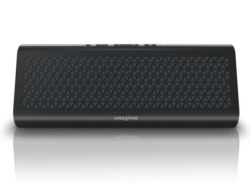 Image of Creative Airwave Hd Bluetooth Speaker With Nfc (black)