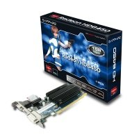 Sapphire Radeon HD 6450 1GB DDR3 DVI VGA HDMI PCI-E Graphics Card