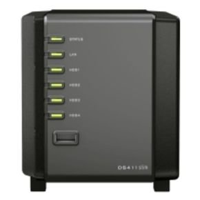 Synology Disk Station DS411slim NAS server