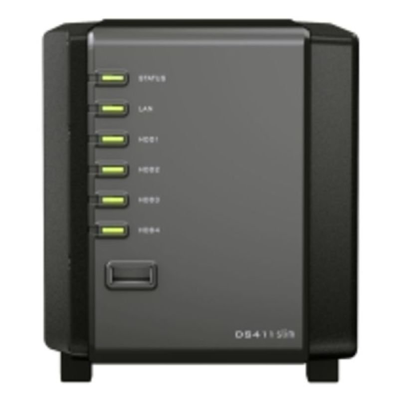 Synology DS411Slim 4 Bay Desktop NAS Enclosure