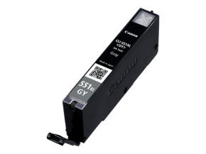 Canon Cli-551xl High Yield Grey Ink Cartridge