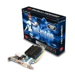 Sapphire HD 6450 2GB DDR3 VGA DVI HDMI PCI-E Graphics Card