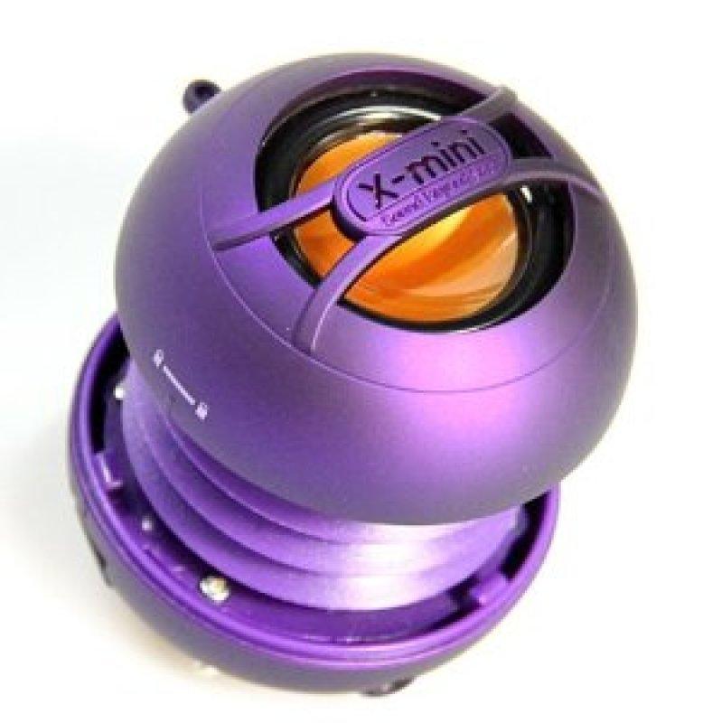 X-mini UNO capsule speaker Purple
