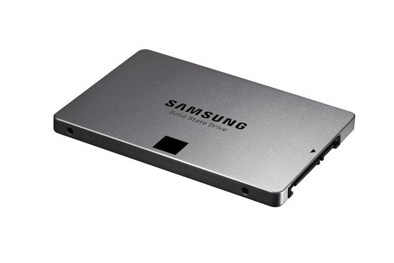 Samsung 840 EVO 250GB Basic SATA Solid State Drive