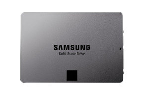 Samsung 500GB SSD 840 EVO - SSD Only