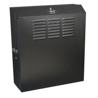 SmartRack 5U Low-Profile Wall Mount Rack Enclosure Cabinet