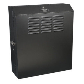 SmartRack 5U Low-Profile Wall Mount Rack Enclosure Cabinet