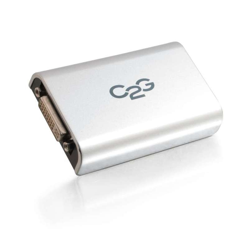 C2G USB to DVI Adapter