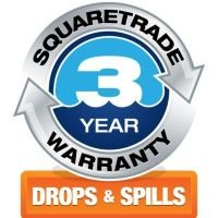 Squaretrade 3-year Electronics Warranty Plus Accident Protection