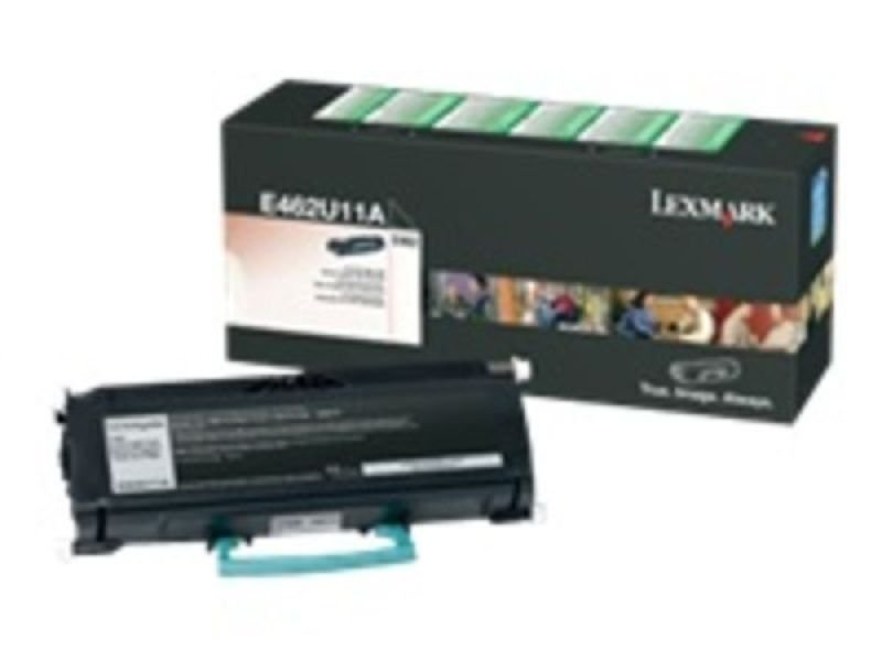 Lexmark E462 Extra High Yield Return Program Toner