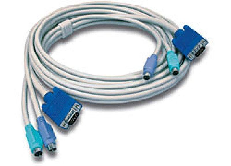 15ft Ps/2/vga Kvm Cable