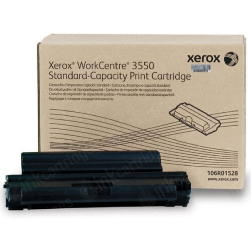 Xerox Toner cartridge - Black - 5000 pg ISO/IEC 19752