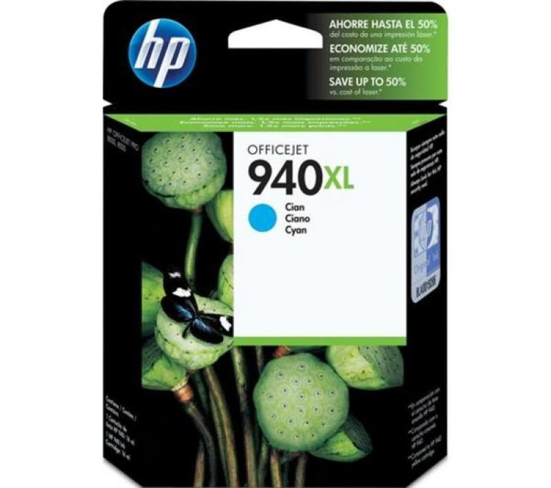 HP 940xl Ink Cartridge Cyan