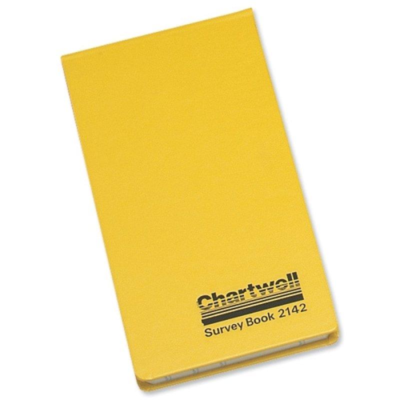 Chartwell 2242 Survey Bk 4x6.5in Dimensn