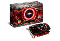 PowerColor HD 7770 GHz Edition 1GB GDDR5 DVI HDMI DisplayPort UEFI Ready PCI-E Graphics Card
