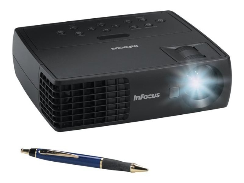 Image of Infocus In1112a Dlp WXGA Projector - 2200 lms