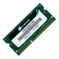 Corsair 4GB DDR3 1066MHz Laptop Memory