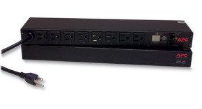 APC AP7900 PDU Rack/Switched 1U 15A 120V