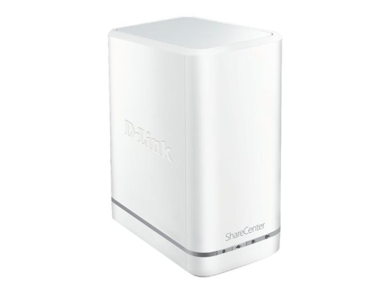 DLink DNS327L ShareCenter 2Bay Cloud Network Storage Enclosure